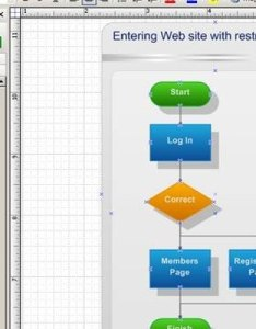 Draw  flowchart in visio also how to it still works rh itstillworks