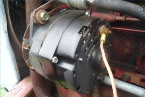 How to Install a 1Wire GM Alternator | It Still Runs