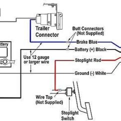 Electric Brakes Wiring Diagram Phase Worksheet Answers How To Install An Brake Controller It Still Runs General