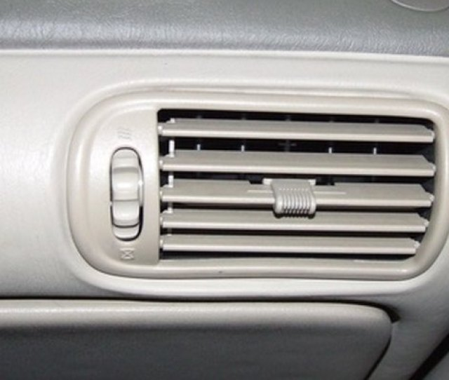 The Hvac Blower Moves Air Through The Vehicle For Comfort And Safety