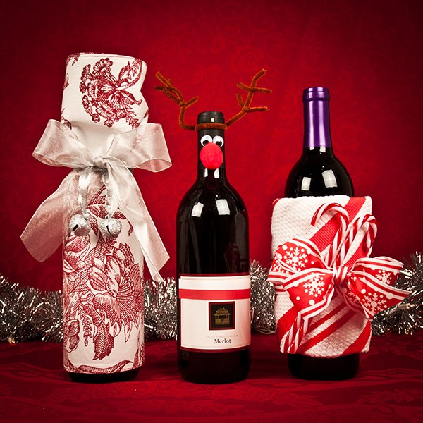 10 Creative Ways To Wrap A Bottle Of Wine EHow