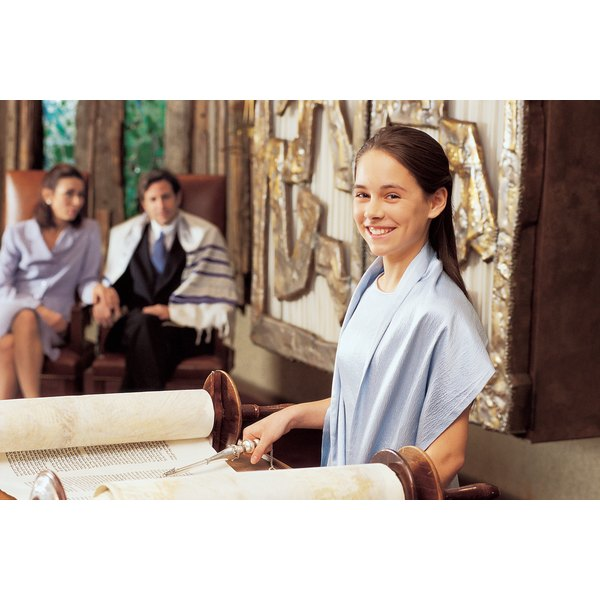 Description of a Bar Mitzvah for NonJewish Guests  Synonym