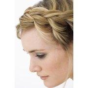 braid hair greek