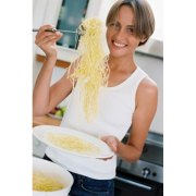 angel hair pasta nutrition information
