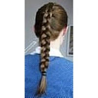 How to Teach Yourself to Braid Your Own Hair   Our ...