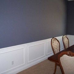 How To Put Chair Rail Molding Card Table And Chairs Set Target Up Homesteady