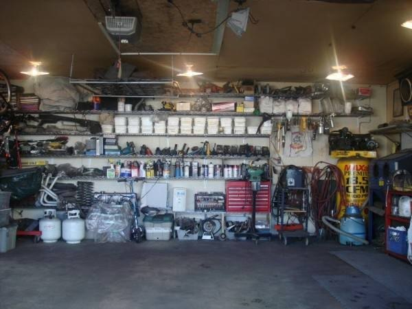 Garage Shop Ideas  HomeSteady