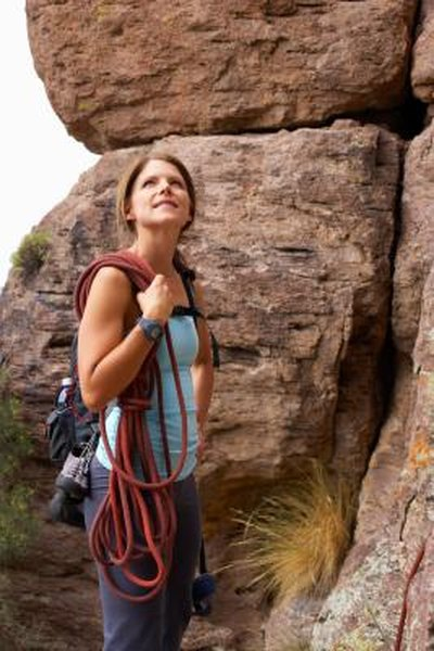 Reverse Hand Exercises for Rock Climbers  Woman