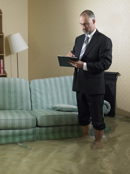 Proper Procedure of Homeowners Insurance Adjusters for Handling a Water Damage Claim  Finance