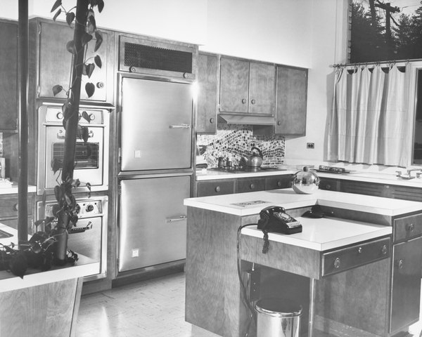 1950s Style Kitchen Decorations Home Guides Sf Gate