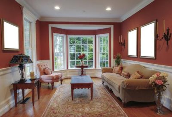 living room window sears tables how to furnish a with bay windows home guides sf gate