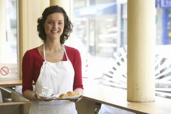 How to Include Waitressing in a Professional Experience