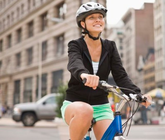Biking Can Help You Get A Better Looking Booty