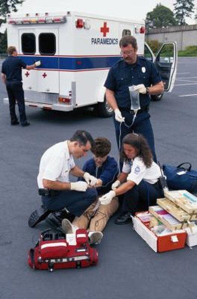 What Is a Paramedics Work Schedule  Woman