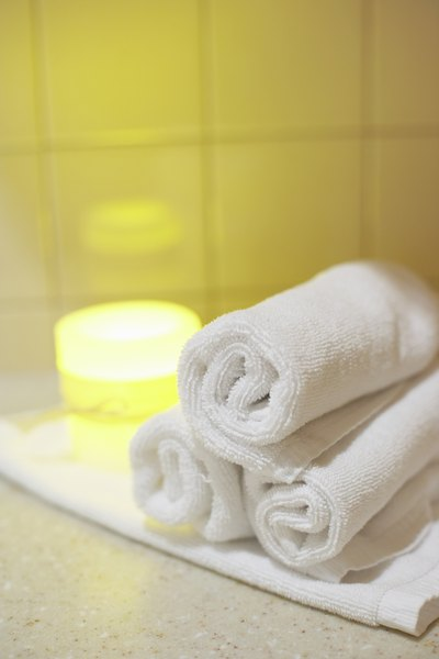 How To Roll And Display Bath Towels Home Guides SF Gate