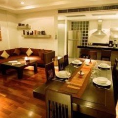 Brown And Orange Living Room Decor Ideas Images Paint Color For Kitchen Adjoining Dining Home Guides Sf Gate