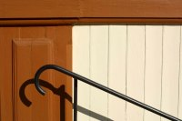 How to Use Wood Trim Under a Chair Rail | Home Guides | SF ...