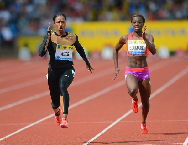 Sprinting Vs Weight Lifting Woman