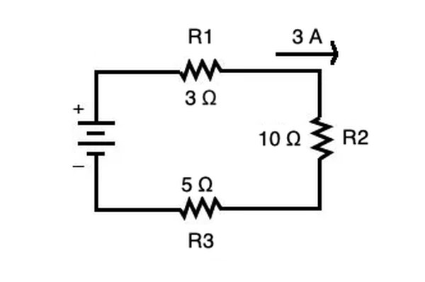 How to Calculate the Voltage Drop Across a Resistor in a