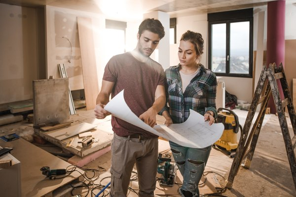 Can I Roll Renovation Costs Into a Mortgage  Budgeting Money