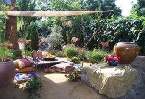 Moroccan Garden Ideas EHow