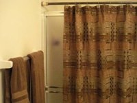 How High Should a Shower Curtain Rod Be? | eHow