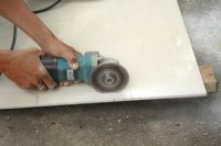 The Best Way to Cut a Hole in a Ceramic Tile | eHow