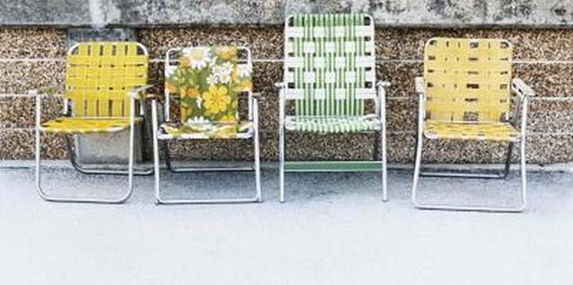 how to repair a lawn chair memory foam office replace mesh the on your chairs create designer original set