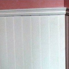 How To Install Chair Rail Target Folding Chairs Black Wainscoting With A Ehow