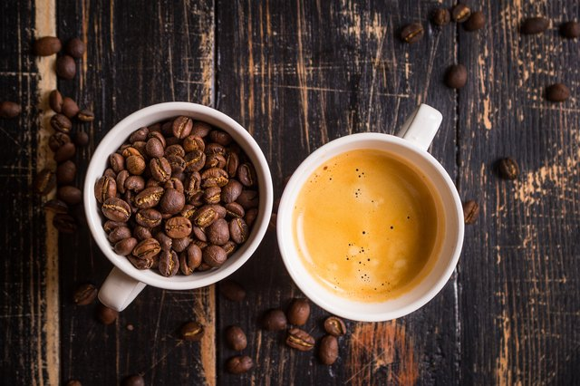 Keep it simple with black coffee for more antioxidants.
