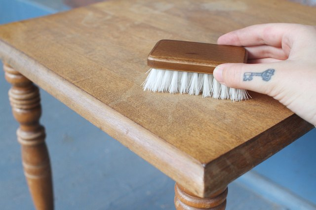 timber furniture cleaning tips