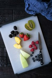 Make This Decorative Fruit Tray for Perfect Party Food | eHow