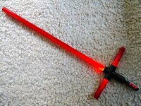 How to Make Your Own Light Saber Toy | eHow