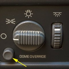 Push Pull Switch Wiring Diagram Creative Color Wheel Ideas Dome Light Comes On With Door Handle, Can This Be Stopped & Keep An Active D/light? - S-10 Forum