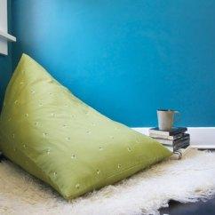 How To Sew Bean Bag Chair Cover Rental Grand Rapids Mi Make A Pyramid Beanbag Ehow