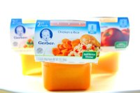 When to Start Feeding Baby Stage 3 Gerber Foods | eHow
