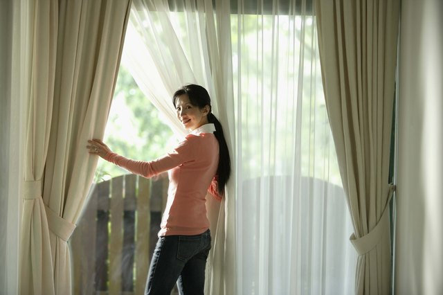 Installation Of Curtain Holdbacks Is A Simple Process Just About Anyone Can Install Them With Few Basic Tools That Are Probably Already In The House