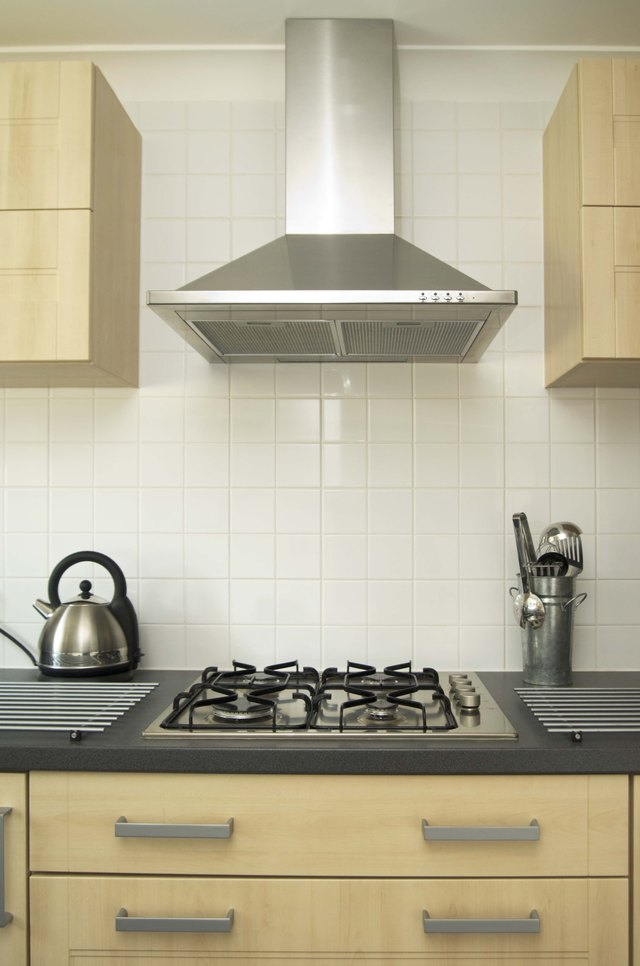 kitchen range hoods and baths how to vent a hood through soffit ehow are the most efficient ventilators