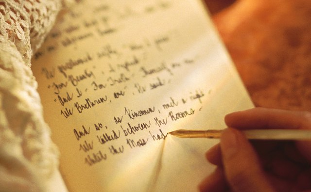 How To Write A Slant Poem The Pen And The Pad