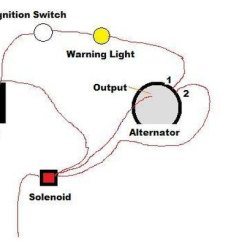 Delco Cs Alternator Wiring Diagram Trailer Breakaway Switch Acdelco 3 Wire Great Installation Of How To An Ac It Still Runs Rh Itstillruns Com Tractor Farmall 706