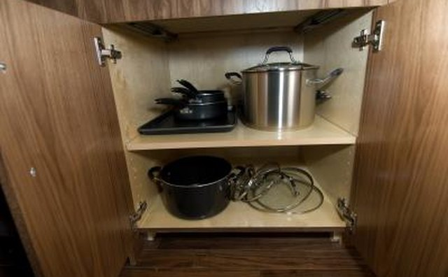 pull up kitchen cabinets free online design pop camper storage ideas   gone outdoors your ...