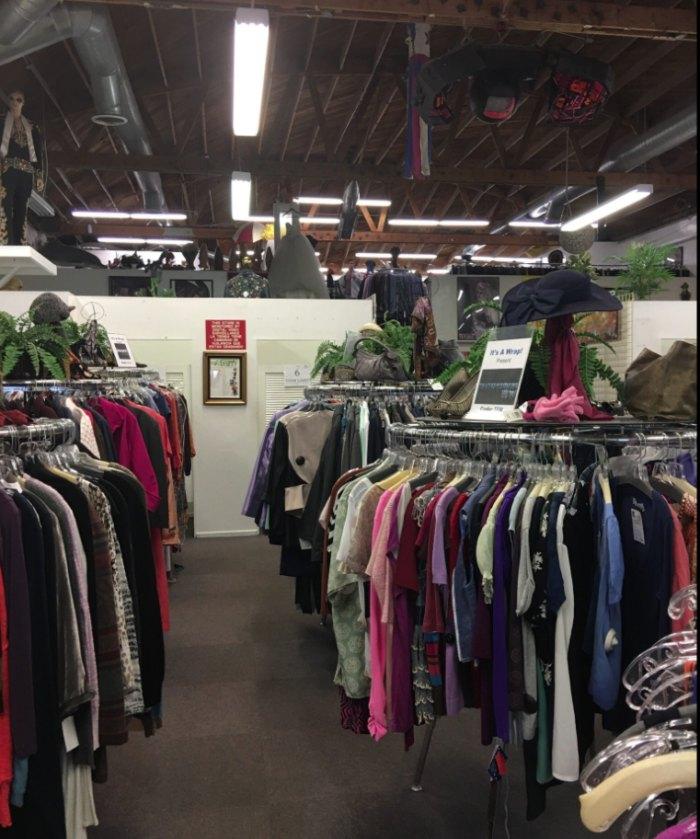 this unique thrift store