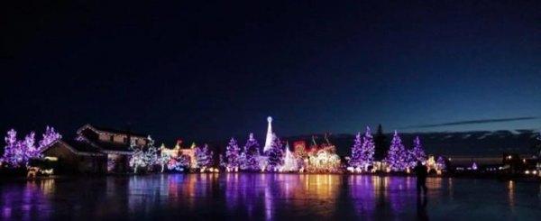 christmas lights usa # 84