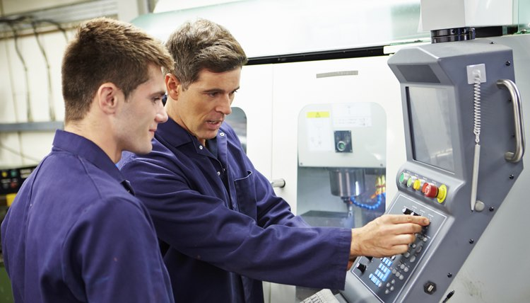 Job Description of a CNC Engineer | Career Trend