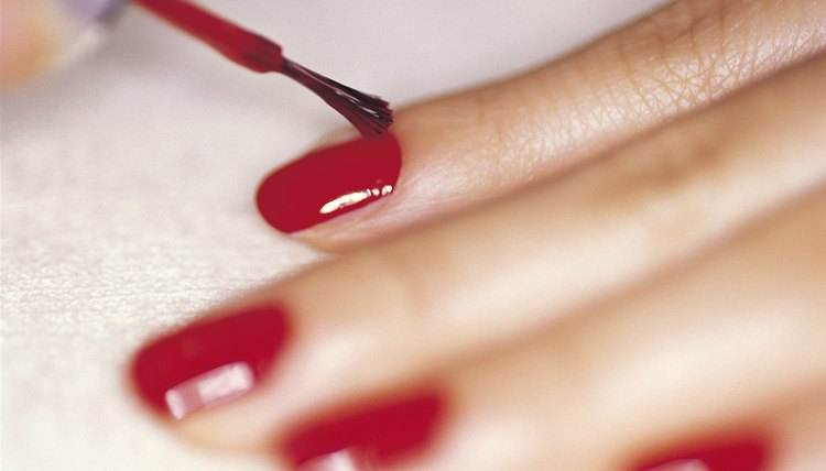 Gel Polish Stays On Longer But Is Harder To Get Off
