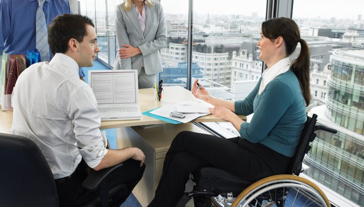 job assistance for people with disabilities