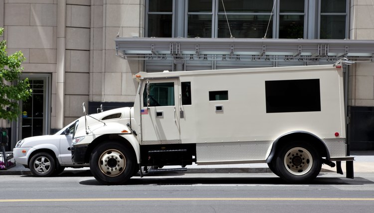 How to Become an Armored Truck DriverGuard  Career Trend