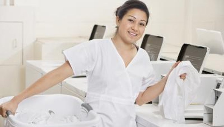 Duties of a Laundry Attendant  Career Trend
