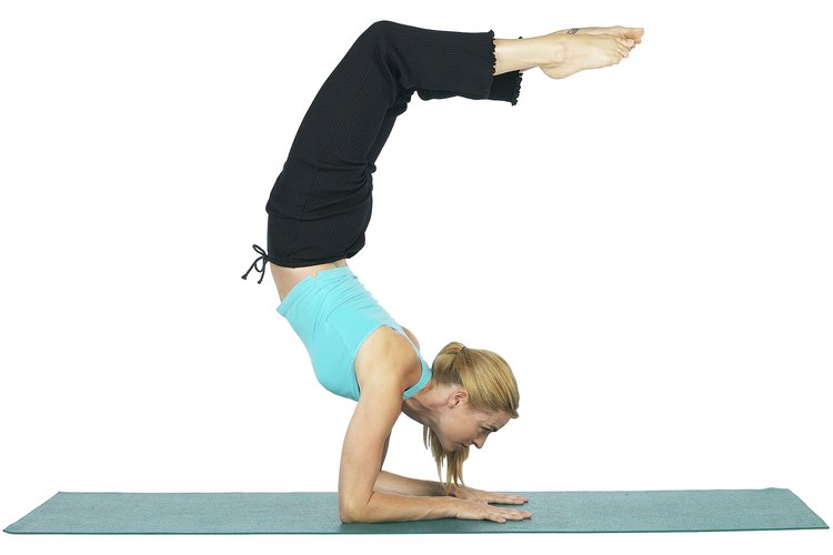 World-renowned yoga instructor Rodney Yee says that yoga can help you build muscle by lifting your own body weight.