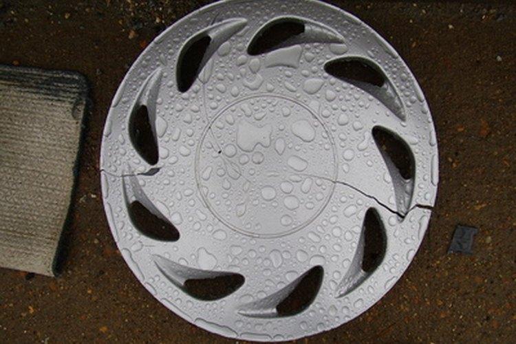 Cmo pintar tapas para ruedas de plstico
